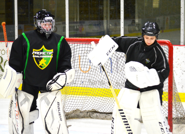 SUMMER GOALIE PROGRAM